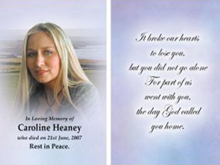 Pin wallet card template on pinterest for In memoriam cards template